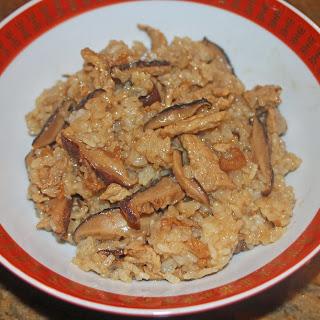 Taiwanese Sticky Rice (Yu Bung / You Fan)