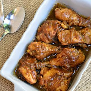 Chicken Bistek