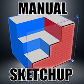 2D+3D Sketchup Manual For PC