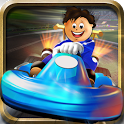 Krazy Kart Riders Racing Game icon