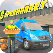 Download Game Fast Food Truck Driving - Food Delivery Games