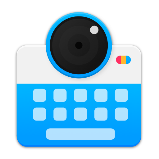 Camera Keyboard - Create keyboard with your photos