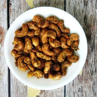 Spicy Chipotle Cashews (Vegan, Gluten-Free, Dairy-Free, Paleo-Friendly) Recipe