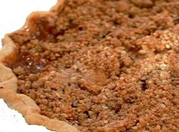 French Apple Pie, Mom's Recipe