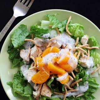 Pat's Asian Chicken Salad.