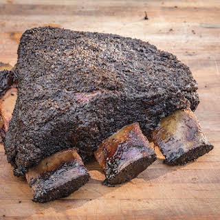 Aaron Franklin's Beef Ribs.