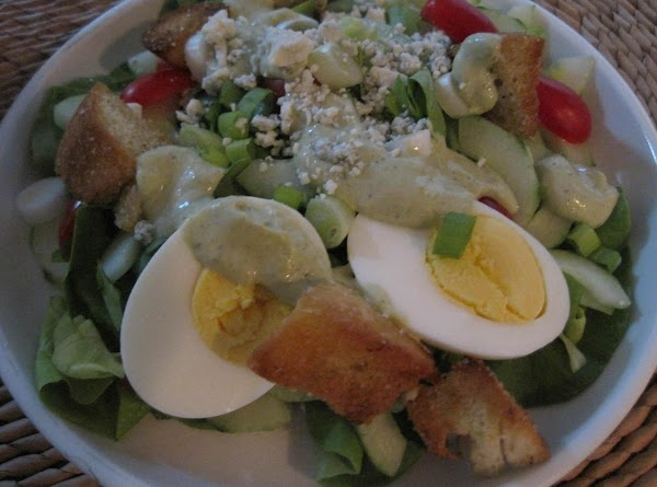 Serve on your favorite salad. My recommendation is Bibb lettuce, sliced cucumbers, grape tomatoes,...