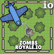 ZombBattle (io) Royale battle icon