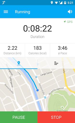 与Fitapp的GPS跑步跑 健身 健康 卡路里