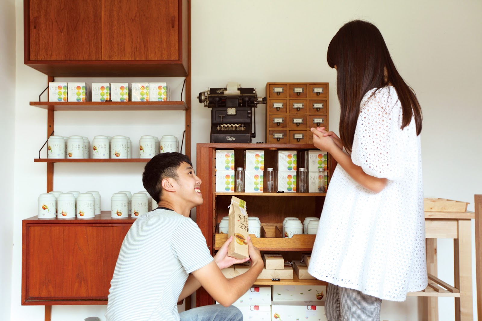 吾榖茶糧團購~20種風味一次滿足,客製化抹茶粉/擂茶粉/茶包任您選