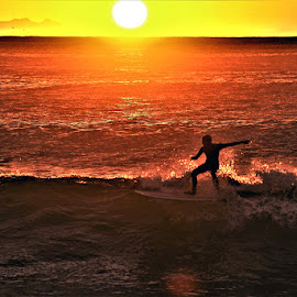 by Mark Holden - Sports & Fitness Surfing (  )