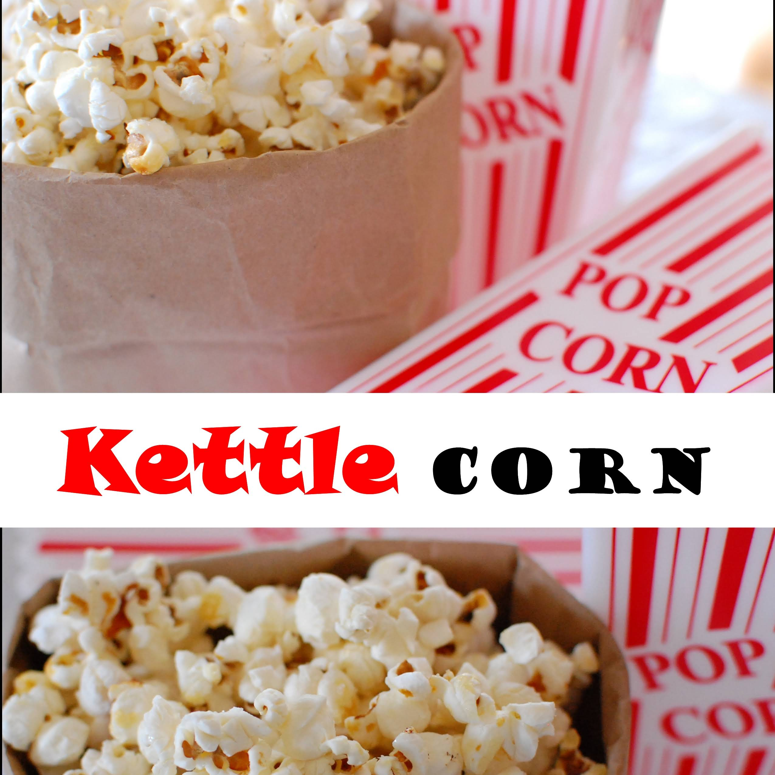 Documentaries and Kettle Corn