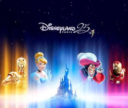 Disneyland Parijs 25