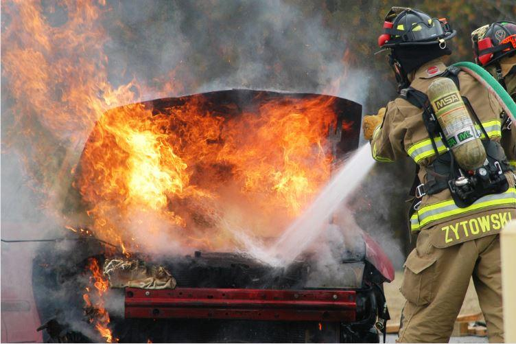 Prevent Your Car from Fire Accidents