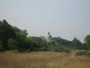 Photo: W oddali widać Bazylikę Wniebowzięcia Najświętszej Maryi Panny i św. Michała Archanioła w Trzemesznie