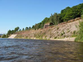 Photo: wzdłuż lini kolejowej