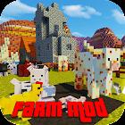 Mod Farm Mod and Pets for MCPE