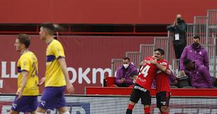 El Mallorca le ha ganado este año los dos partidos al Almería.