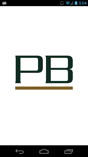 Pioneer Bank Mobile Banking