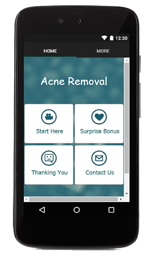 Acne Removal Tips