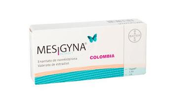 Mesigyna Caj.x1Amp. Bayer