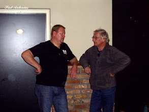 Photo: V.l.n.r.: Otto Jagers & Arie Noteboom