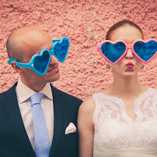 Svatební fotograf Michaela Demočková (vlnkafoto). Fotografie z 09.07.2015