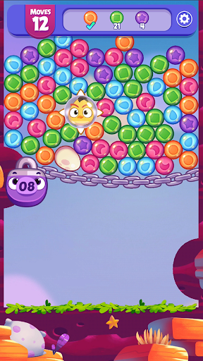 Angry Birds Dream Blast - screenshot