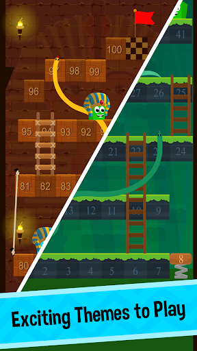 ud83dudc0d Snakes and Ladders Board Games ud83cudfb2 1.2.5 screenshots 2