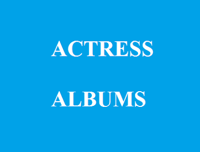 Actress Album- screenshot thumbnail