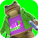 Amazing Gangster Frog - Simulator City 2021 icon
