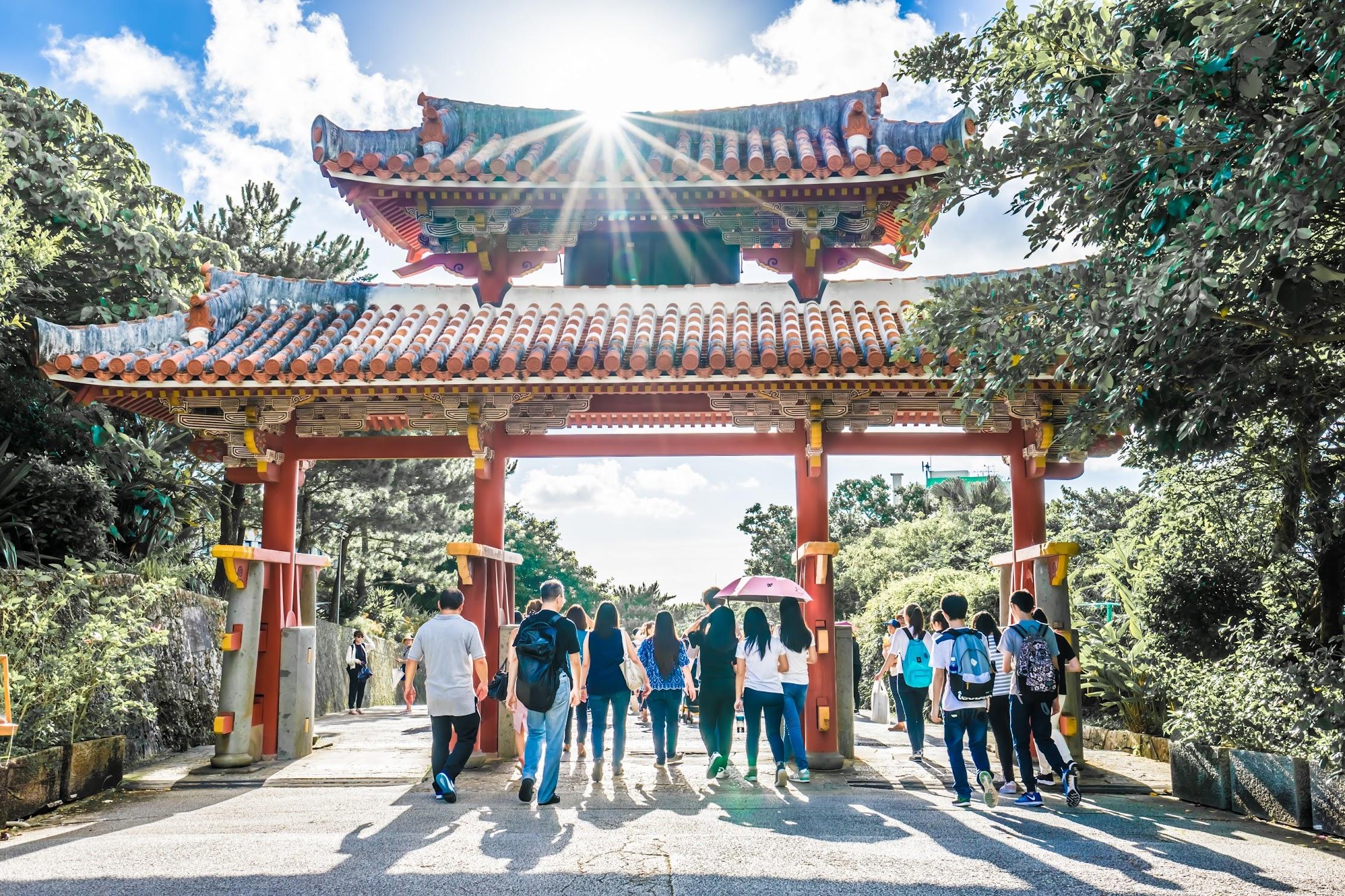 首里城公園 守礼門2