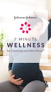 J&J 7 Minute Wellness for Moms- screenshot thumbnail