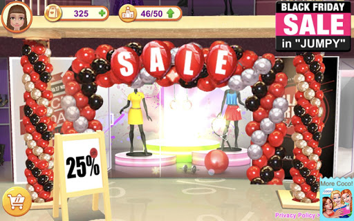 Shopping Mania - Black Friday Fashion Mall Game for PC