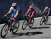 Álvaro Hodeg (Deceuninck-Quick.Step) blij met derde plaats na chaotische finale
