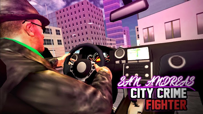 San Andreas Crime Fighter City - screenshot