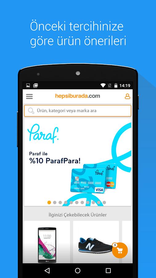 Hepsiburada- screenshot