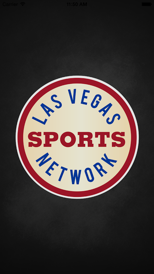 Las vegas sports network- screenshot