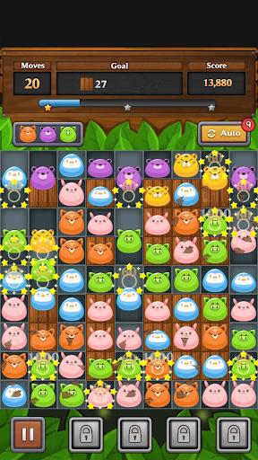 Jungle Match Puzzle screenshots 12