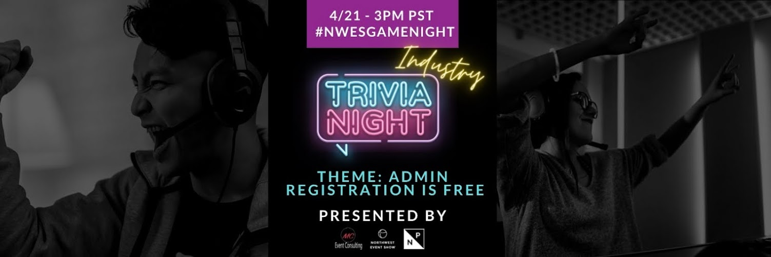 Event Industry Trivia Night