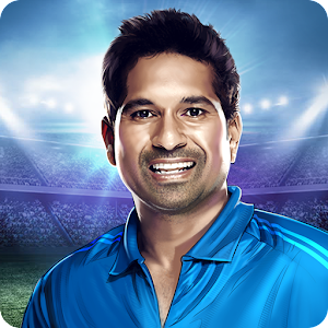 La experiencia intensa acción de cricket Sachin con Tendulkar.AS real como se pone! APK Icon