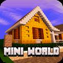 Mini World Craft 3D Dungeons Simulator icon