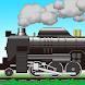 きしゃぽっぽ。【蒸気機関車を走らせよう】SL  電車 新幹線 - Androidアプリ