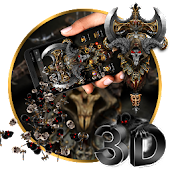 Skull Devil 3D Gravity Theme? Android APK Download Free By ThemesDesignStudio