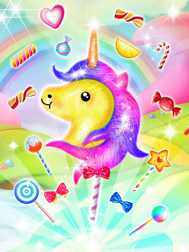 Unicorn Cotton Candy Maker screenshot 9