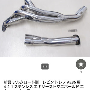 スプリンタートレノ AE86のカスタム事例画像 4AG 14,000RPM/290Hpさんの2021年01月22日07:18の投稿