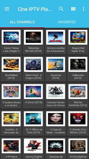 Baixar Cine IPTV Player para Android no Baixe Fácil!