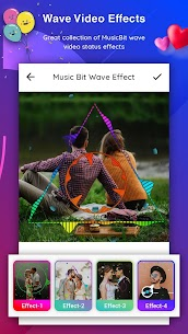 Music Bit Wave – Particle.ly Video Status Maker 2
