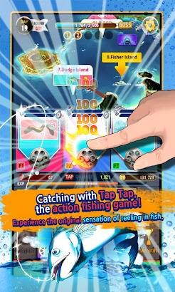 Tap Fishing Master : Idle Clicker screenshot