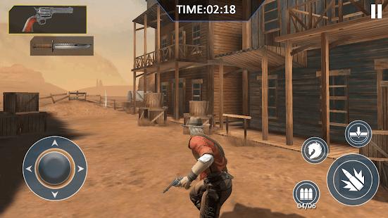 Cowboy Hunting: Gun Shooter 20